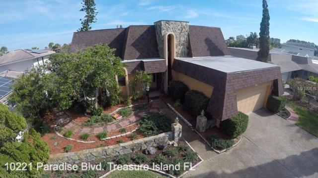 Address Not Published, Treasure Island, FL 33706 (MLS #T3156129) :: Griffin Group