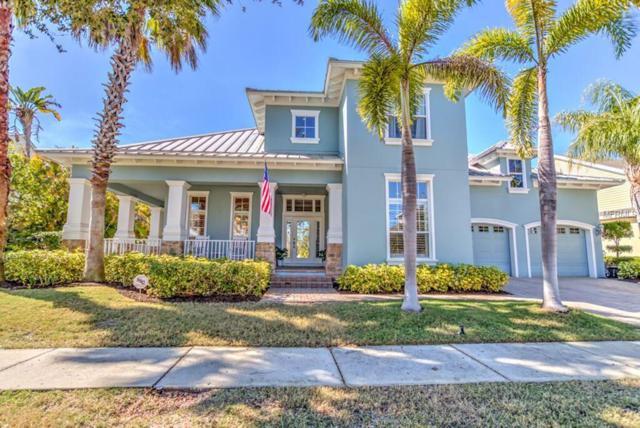 628 Manns Harbor Drive, Apollo Beach, FL 33572 (MLS #T3156150) :: The Duncan Duo Team