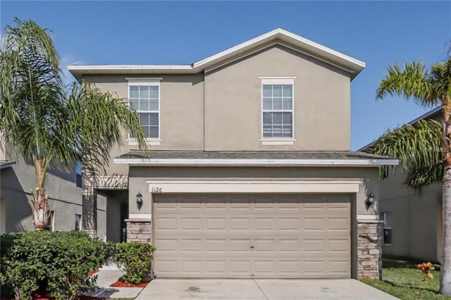 Address Not Published, Ruskin, FL 33570 (MLS #T3156181) :: Team Bohannon Keller Williams, Tampa Properties
