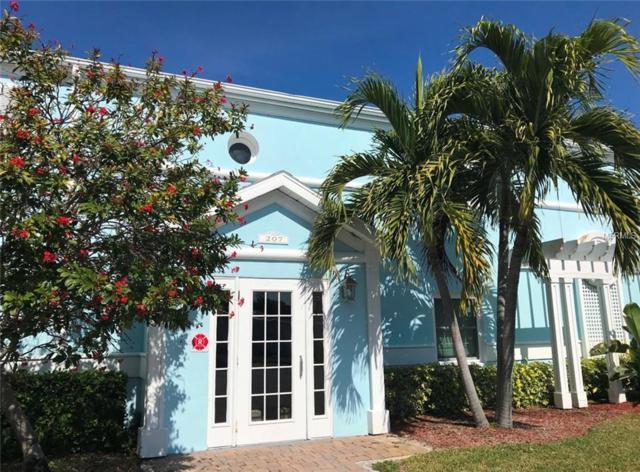 207 Sea Horse Drive SE C, St Petersburg, FL 33705 (MLS #T3156280) :: Lovitch Realty Group, LLC