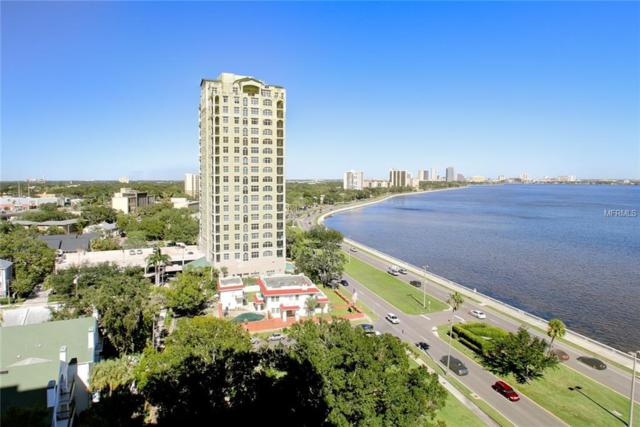 3301 Bayshore Boulevard 1501E, Tampa, FL 33629 (MLS #T3156298) :: Mark and Joni Coulter | Better Homes and Gardens
