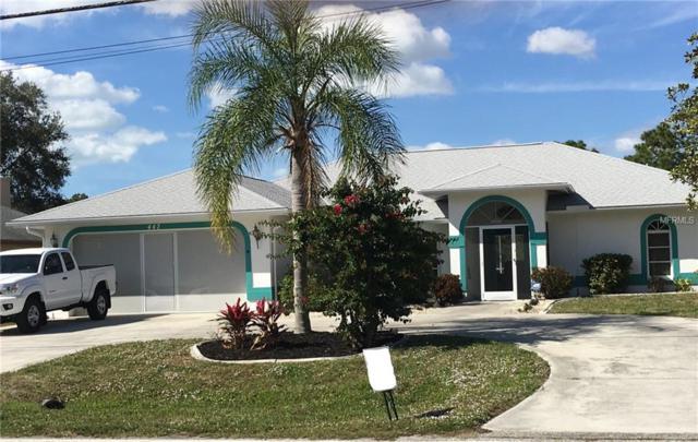 447 Rotonda Circle, Rotonda West, FL 33947 (MLS #T3156382) :: The BRC Group, LLC