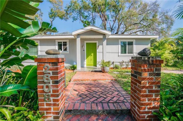 2808 S Concordia Avenue, Tampa, FL 33629 (MLS #T3156405) :: Andrew Cherry & Company