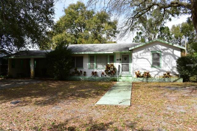 1104 NE 4TH Street, Mulberry, FL 33860 (MLS #T3156550) :: Florida Real Estate Sellers at Keller Williams Realty