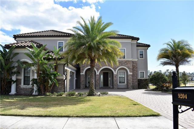 9204 Tillinghast Drive, Tampa, FL 33626 (MLS #T3156616) :: Griffin Group