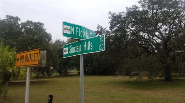 15399 N Florida Avenue & Sinclair Hill Road, Tampa, FL 33613 (MLS #T3156763) :: The Duncan Duo Team