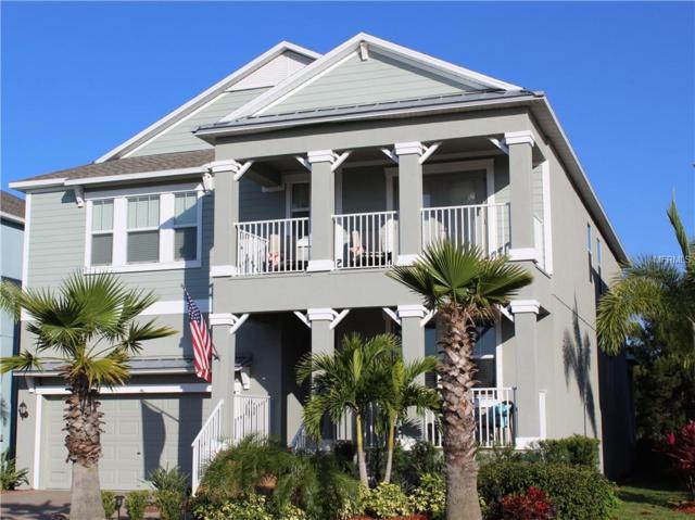 911 Seagrape Drive, Ruskin, FL 33570 (MLS #T3157074) :: Team Bohannon Keller Williams, Tampa Properties