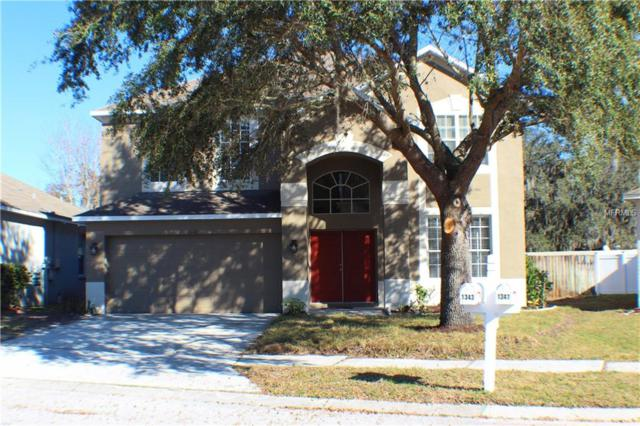 1343 Loretto Circle, Odessa, FL 33556 (MLS #T3157080) :: Team Bohannon Keller Williams, Tampa Properties