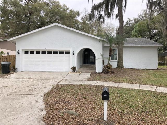 15 Harbor Oaks Circle, Safety Harbor, FL 34695 (MLS #T3157094) :: Griffin Group