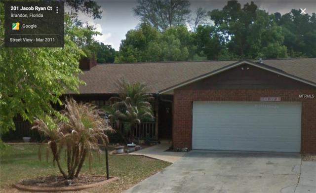 201 Jacob Ryan Court, Brandon, FL 33510 (MLS #T3157129) :: Florida Real Estate Sellers at Keller Williams Realty
