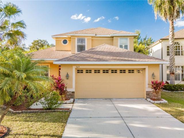 5013 Clover Mist Drive, Apollo Beach, FL 33572 (MLS #T3157187) :: Team Bohannon Keller Williams, Tampa Properties