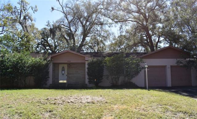 208 Prado Place, Lakeland, FL 33803 (MLS #T3157232) :: Gate Arty & the Group - Keller Williams Realty