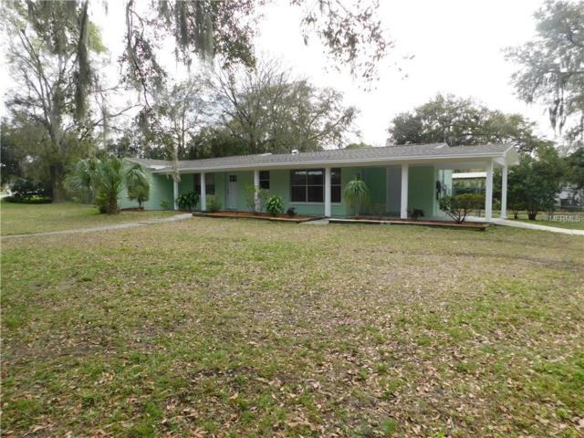 1113 N Palm Drive, Plant City, FL 33563 (MLS #T3157254) :: Welcome Home Florida Team