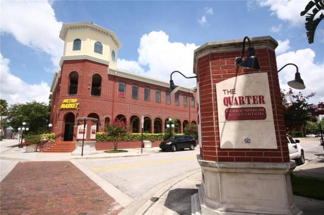 1810 E Palm Avenue #7201, Tampa, FL 33605 (MLS #T3157333) :: KELLER WILLIAMS CLASSIC VI