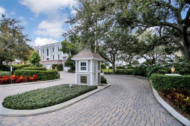5010 Bayshore Boulevard #6, Tampa, FL 33611 (MLS #T3157344) :: Andrew Cherry & Company