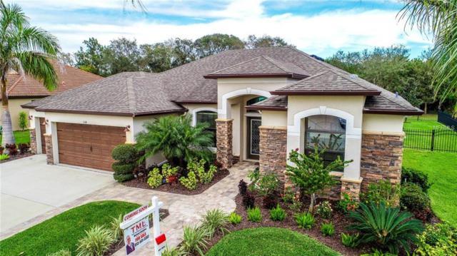 334 Cockle Shell Loop, Apollo Beach, FL 33572 (MLS #T3157582) :: Team Bohannon Keller Williams, Tampa Properties