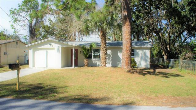 8121 Gulf Way, Hudson, FL 34667 (MLS #T3157645) :: Advanta Realty