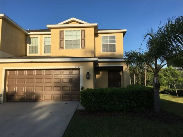 20325 Starfinder Way, Tampa, FL 33647 (MLS #T3157751) :: Team Bohannon Keller Williams, Tampa Properties