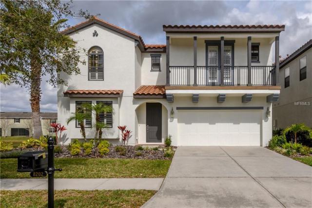 8202 Dunham Station Drive, Tampa, FL 33647 (MLS #T3157771) :: Team Bohannon Keller Williams, Tampa Properties