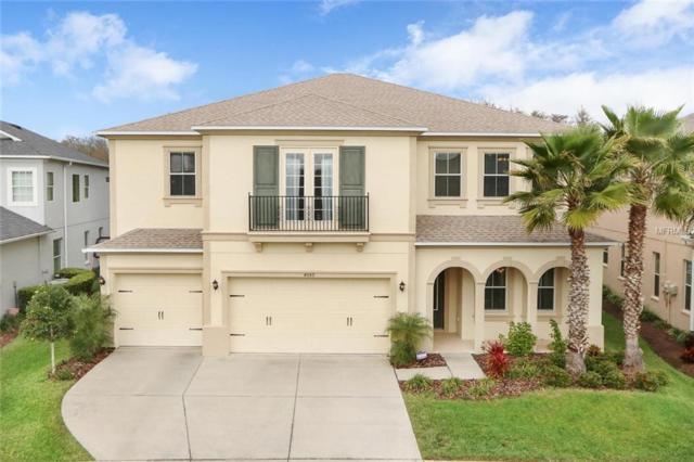 4089 Windcrest Drive, Wesley Chapel, FL 33544 (MLS #T3157813) :: Team Bohannon Keller Williams, Tampa Properties