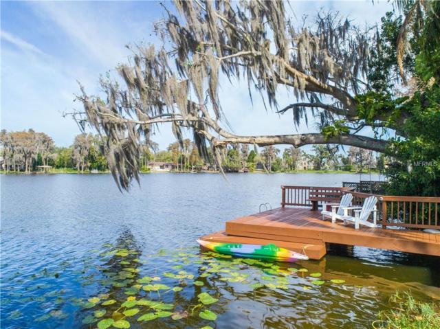 18204 Clear Lake Drive, Lutz, FL 33548 (MLS #T3157852) :: Gate Arty & the Group - Keller Williams Realty