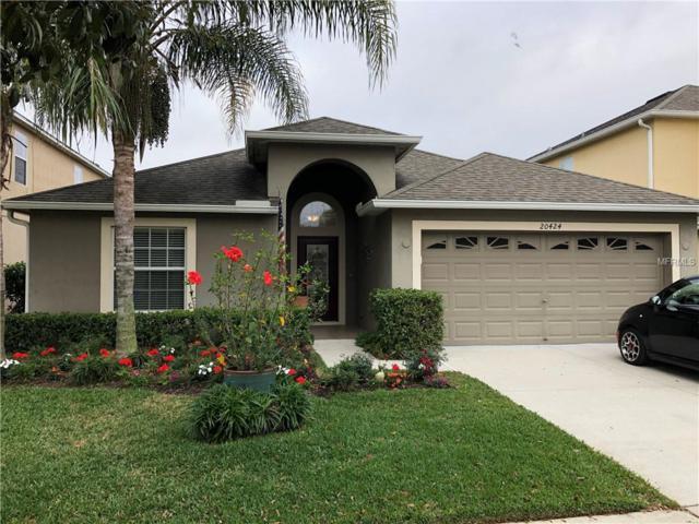 20424 Carolina Cherry Court, Tampa, FL 33647 (MLS #T3157897) :: Dalton Wade Real Estate Group