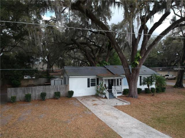 1002 W Cherry Street, Plant City, FL 33563 (MLS #T3157930) :: Dalton Wade Real Estate Group