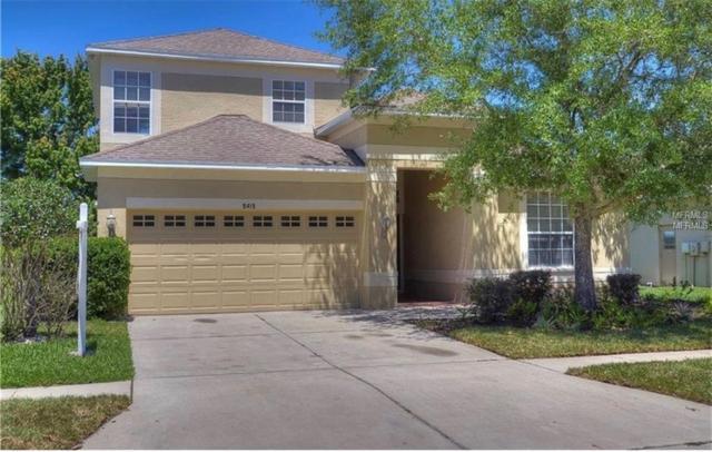 9419 Wellstone Drive, Land O Lakes, FL 34638 (MLS #T3157980) :: Team Bohannon Keller Williams, Tampa Properties