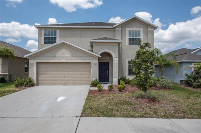 1408 Oak Pond Street, Ruskin, FL 33570 (MLS #T3158127) :: NewHomePrograms.com LLC