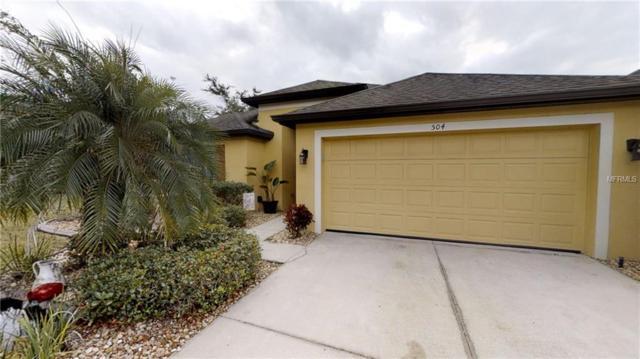 504 Oak Landing Boulevard, Mulberry, FL 33860 (MLS #T3158495) :: Gate Arty & the Group - Keller Williams Realty