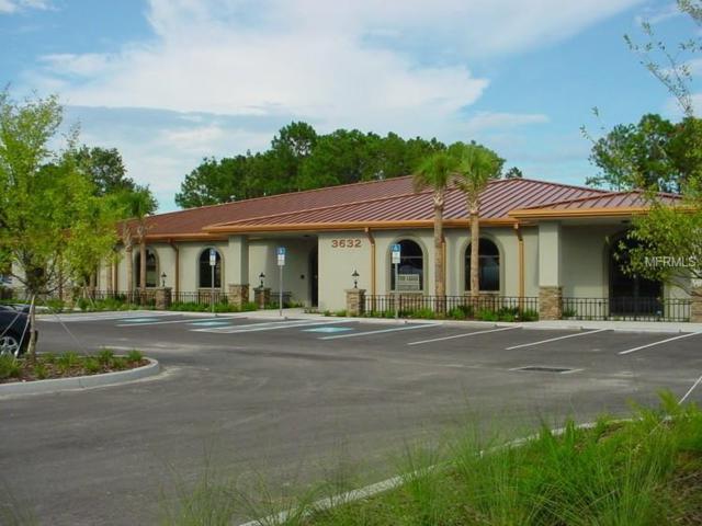3632 Land O Lakes Boulevard #100, Land O Lakes, FL 34639 (MLS #T3159216) :: Burwell Real Estate
