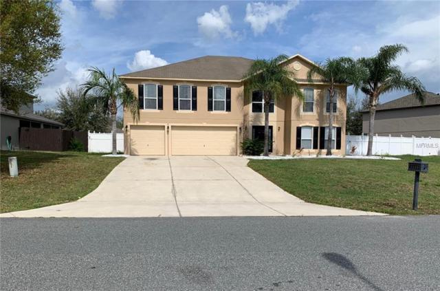 1110 Myrtle Lake View Drive, Fruitland Park, FL 34731 (MLS #T3159241) :: Griffin Group