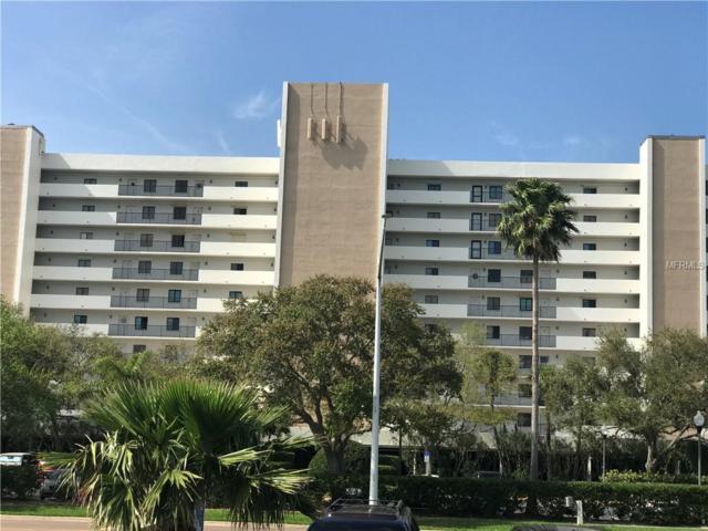 1250 Gulf Boulevard #807, Clearwater, FL 33767 (MLS #T3159291) :: Burwell Real Estate