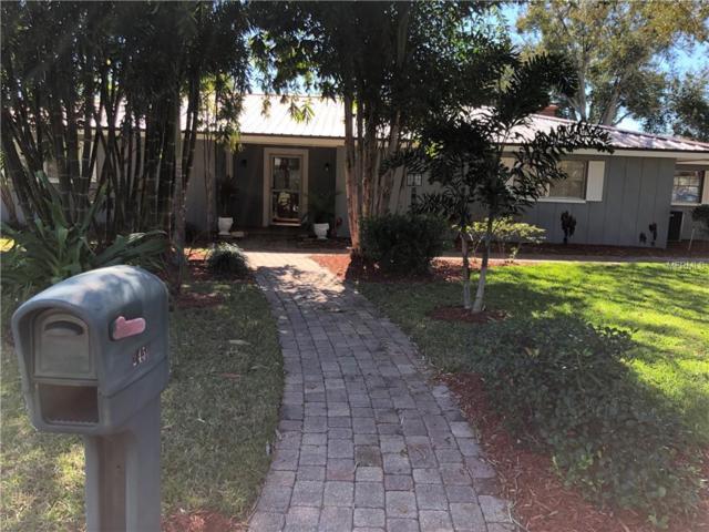2450 Mineola Drive N, Belleair Bluffs, FL 33770 (MLS #T3159967) :: Jeff Borham & Associates at Keller Williams Realty