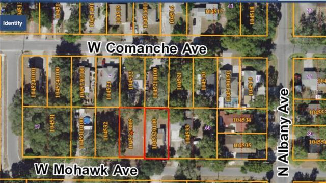 2109 W Mohawk Avenue, Tampa, FL 33603 (MLS #T3160374) :: Team Suzy Kolaz