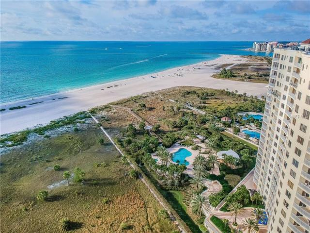 1200 Gulf Boulevard #902, Clearwater, FL 33767 (MLS #T3160474) :: Mark and Joni Coulter | Better Homes and Gardens