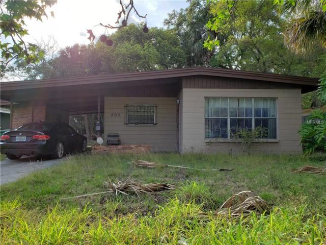 203 S West Shore Boulevard, Tampa, FL 33609 (MLS #T3160547) :: Dalton Wade Real Estate Group