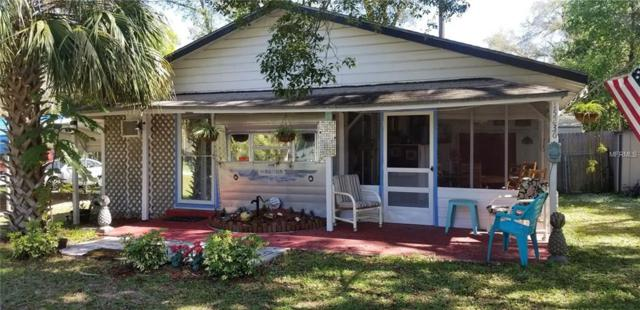 15236 Edgewater Avenue, Nobleton, FL 34661 (MLS #T3160559) :: Delgado Home Team at Keller Williams