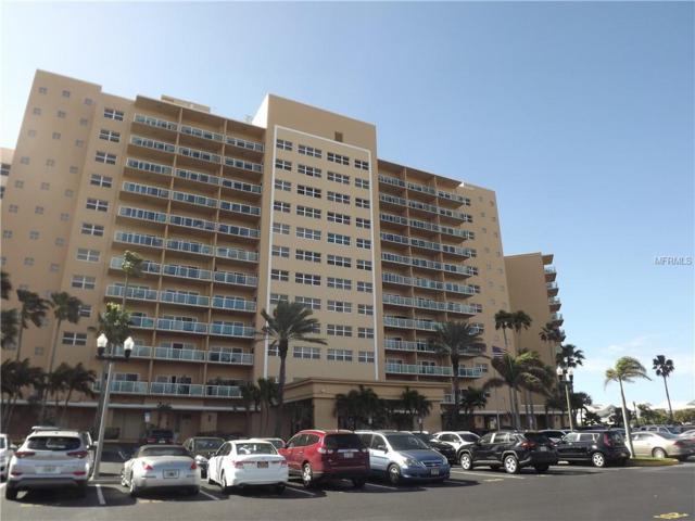 880 Mandalay Avenue C610, Clearwater, FL 33767 (MLS #T3160877) :: Burwell Real Estate