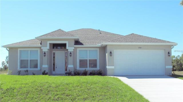 2542 NW 25TH Place, Cape Coral, FL 33993 (MLS #T3161190) :: The Duncan Duo Team