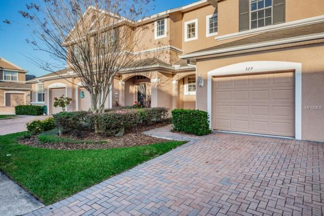 329 Morning Rain Place, Valrico, FL 33594 (MLS #T3161312) :: Cartwright Realty