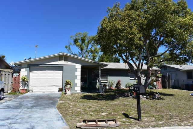 3327 Hoover Drive, Holiday, FL 34691 (MLS #T3161445) :: RE/MAX Realtec Group