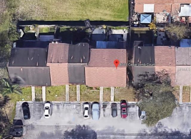 4005 Cedar Limb Court, Tampa, FL 33614 (MLS #T3161457) :: NewHomePrograms.com LLC