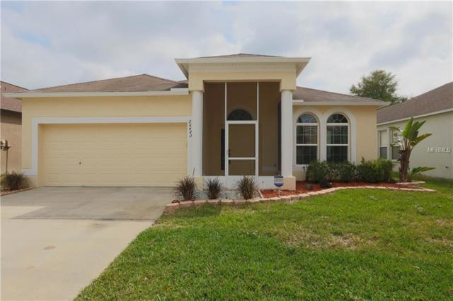 24442 Breezy Oak Court, Lutz, FL 33559 (MLS #T3161557) :: The Duncan Duo Team