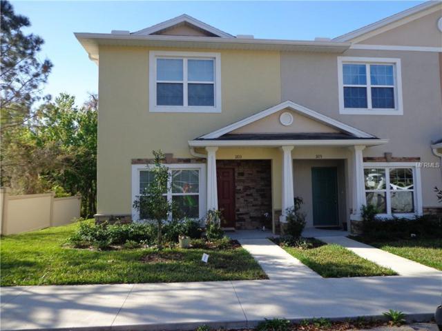 1103 Hillhurst Drive, Wesley Chapel, FL 33543 (MLS #T3161667) :: Lockhart & Walseth Team, Realtors