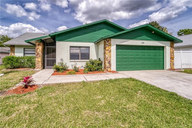 105 Nita Drive, Seffner, FL 33584 (MLS #T3161932) :: Jeff Borham & Associates at Keller Williams Realty