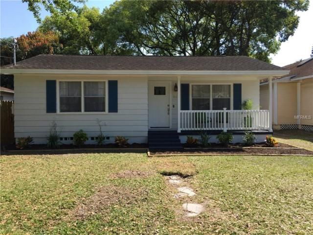 807 E Frierson Avenue, Tampa, FL 33603 (MLS #T3162208) :: The Nathan Bangs Group
