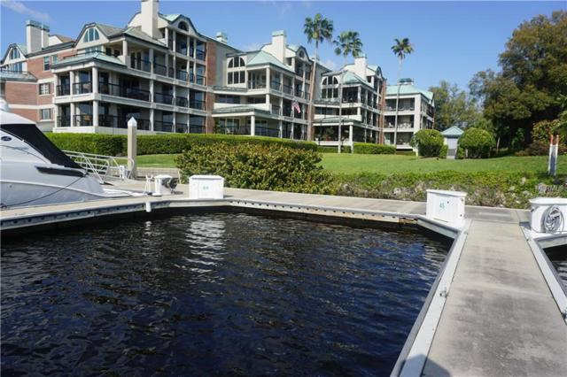 0 Harbour Island Boat Slip #44, Tampa, FL 33602 (MLS #T3162255) :: RE/MAX Realtec Group