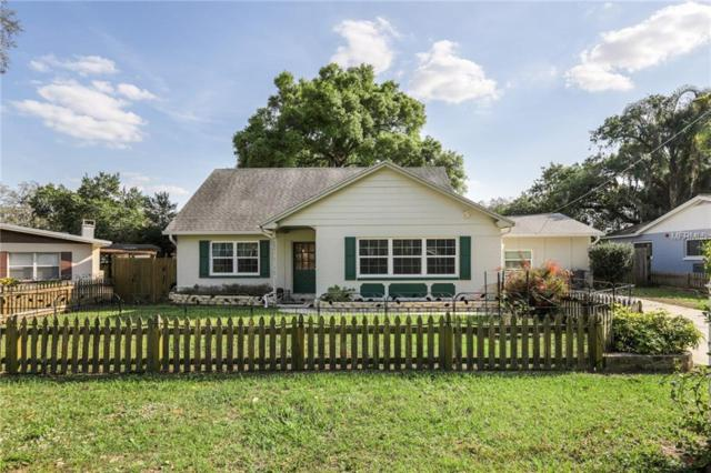 909 Woodland Terrace, Brandon, FL 33511 (MLS #T3162653) :: The Duncan Duo Team