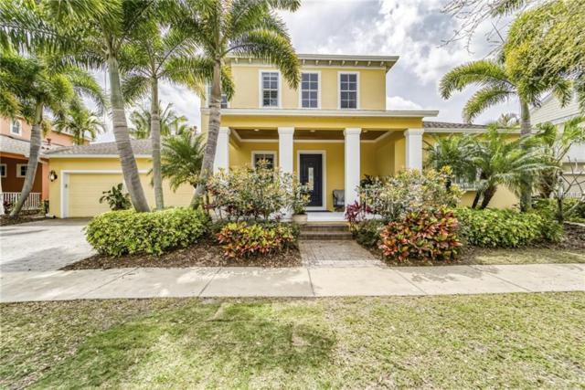 843 Islebay Drive, Apollo Beach, FL 33572 (MLS #T3162781) :: The Duncan Duo Team